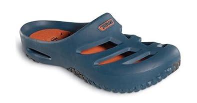 315d6d89504c6c Mens Teva Apres Clogs in Midnight Navy - UK 6  Amazon.co.uk  Shoes ...