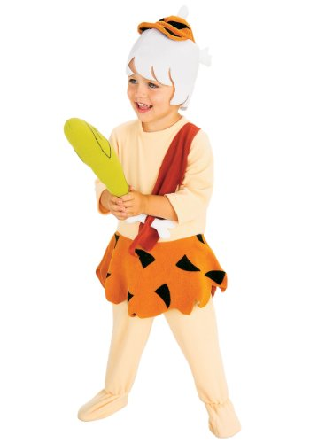 Flintstones Feet Costume - The Flintstones, Bamm-Bamm Costume Dress Up Set, Child Small