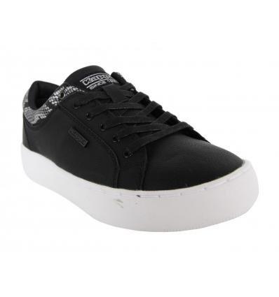 Zapatillas deporte de Niño y Niña y Mujer KAPPA 302EYU0 ENNA 944 BLACK-SNAKE