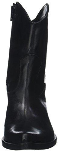 001 Santiags Donna noir Noir Femme Piu Enea wxHnz0qOF