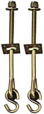 Swing Hooks W/Lag Yc