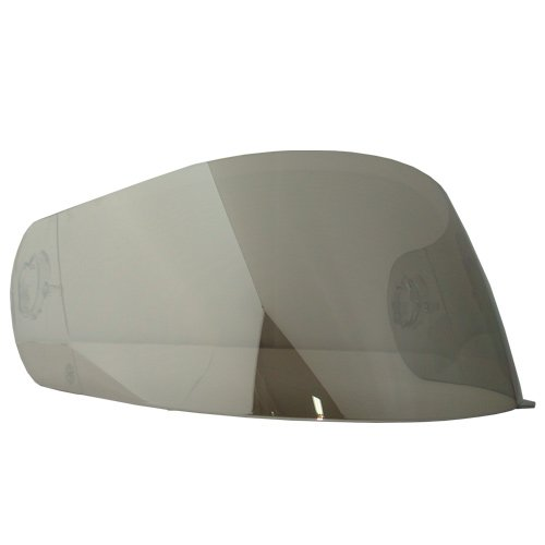 HJC HJ-07 Shield / Visor Gold,Silver,Blue,Smoke,Clear,for CL-14,FG-14,CL-MAX,AC-11  (Silver Mirror Shield)