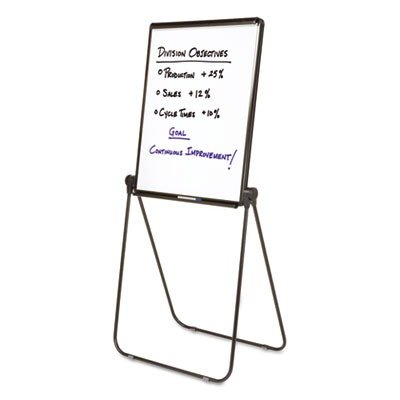 Boone(R) 2-Leg Reversible Economy Easel With Dry-Erase Board by Boone International