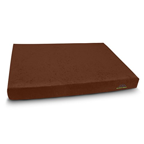 Comfort Deluxe, Extra Large Memory Foam dog bed, Utilizes...
