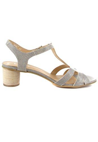 Mules chaussures Femme Grande Matelas En gris Fidji Taille H8dZxP