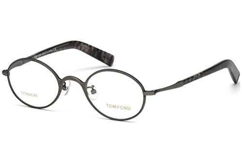 TOM FORD FT5419 Color 008, Size 45mm TITANIUM - Titanium Manufacturers Eyeglass Frames