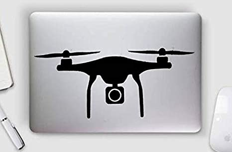 DONL9BAUER Vinilo troquelado de dron espía, calcomanía para coche ...
