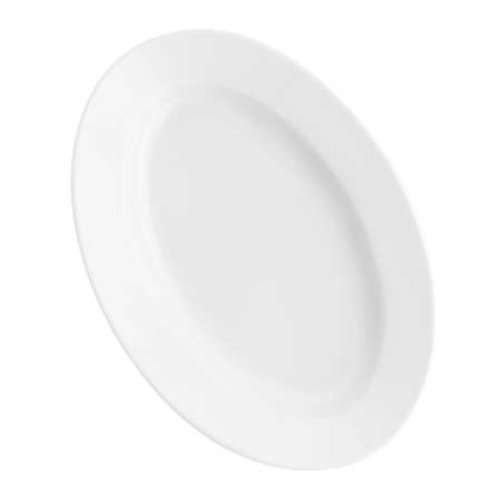 (KAHLA Pronto Platter Oval 12-1/2 Inches, White Color, 1 Piece )