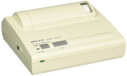 Seiko Instruments Mobile Direct Thermal Printer DPU414-40B-E with Power Cable (DPU414-BD) by Seiko Instruments