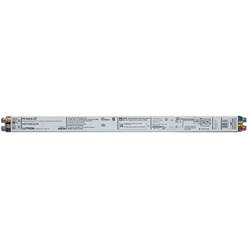 (Lutron H3DT554CU210 Hi-lume 3D Rapid Start Fluorescent Dimming Ballast)