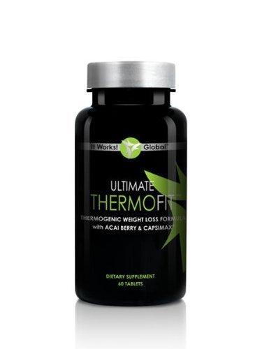 Ça Marche! Ultime ThermoFit | thermogénique formule de perte de poids avec Acai Berry & Capsimax