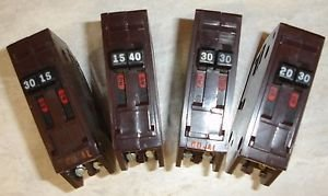 Choice of One WadsworthTandem Circuit Breaker 30/30, for sale  Delivered anywhere in USA
