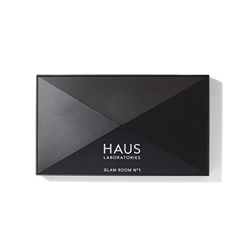 HAUS LABORATORIES By Lady Gaga: GLAM ROOM PALETTE NO. 1: FAME   10-Shade Eyeshadow Palette, Blendable & Buildable Eye…