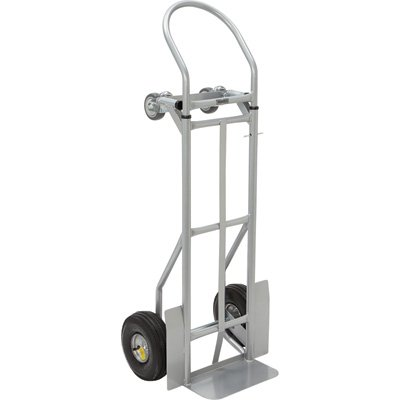 Roughneck 2-in-1 Convertible Hand/Platform Truck - 800-Lb./600-Lb. Capacity by Roughneck
