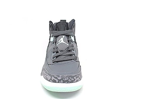 Jordan Spizike Black/Mint Foam-Dark Grey (Little Kid) Black/Mint Foam-dark Grey