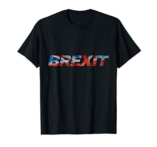 Brexit   Hilarious Brexit Great Britain Flag T-Shirt