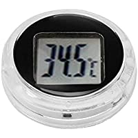 houkiper termómetro digital Autoadhesivo Universal Mini termómetro digital