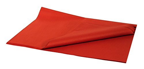 Brand Tissue Paper Sheets Scarlet