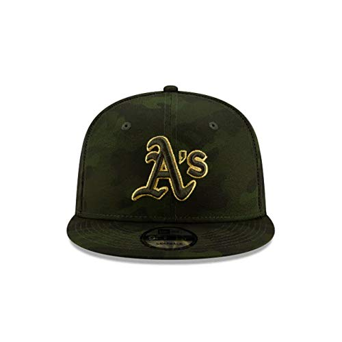 Used, New Era Oakland Athletics Memorial 2019 Armed Forces for sale  Delivered anywhere in USA
