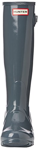 Hunter Original Stivali Grey Tall Gloss Donna graphite wAqzw1