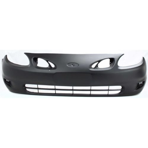 Perfect Fit Group 9921P - Escort Front Bumper Cover, Primed, W/O Fog Lamps Holes, Zx2 Model, Coupe (Bumper Cover 1999 Escort Zx2 compare prices)