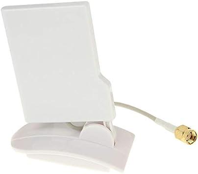 YCDZ STORE Antena WiFi Antena WiFi direccional de 2.4 GHz ...