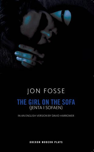book cover of The Girl on the Sofa