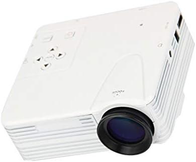 Busirde Mini proyector LED portátil 1920 x Cine en casa Completo ...