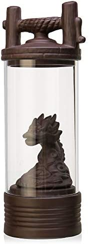 Queenwind レトロドラゴン逆流香セラミックバーナーガラスサークルデコレーション