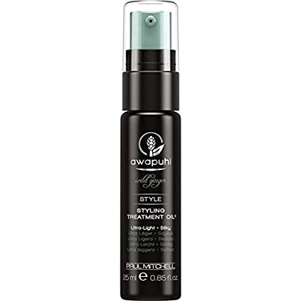 Paul Mitchell Awapuhi Wild Ginger Styling Treatment Oil 83ccad51fb15