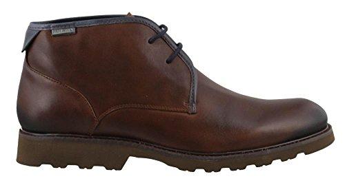 Pikolinos Mens Glasgow M05-6544C1 Leather Boots Marrone