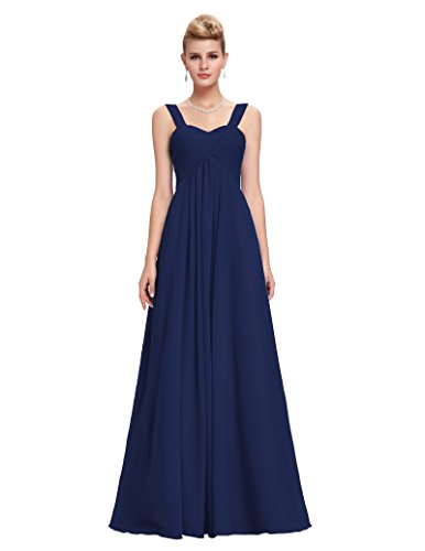 GRACE KARIN Chiffon Dresses Multi Colored