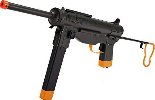 Amazon com : Evike Matrix WWII M3A1 Full Steel Grease Gun