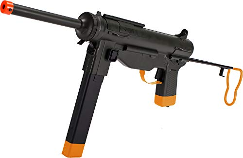 Evike Matrix WWII M3A1 Full Steel Grease Gun Airsoft AEG by S&T