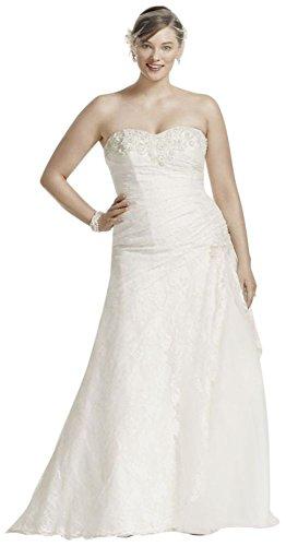 Lace-A-line-Side-Split-Plus-Size-Wedding-Dress-Style-9YP3344