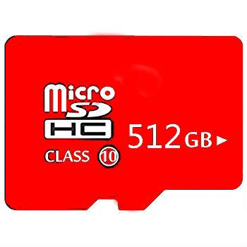 Tarjeta de Memoria Micro SD de 512 GB, Tarjeta de Memoria Micro SD ...
