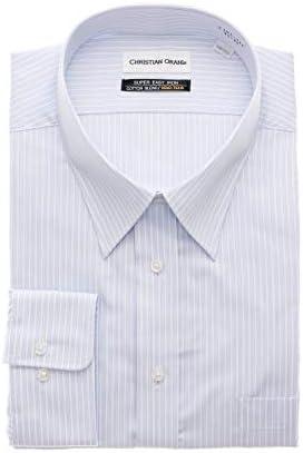 [CHRISTIAN ORANI] レギュラーカラースタンダードワイシャツ【キング】 オールシーズン用 E1BL-33K