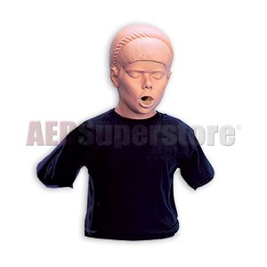 Simulaids - Adolescent Choking Manikin with Carry (Choking Manikin)
