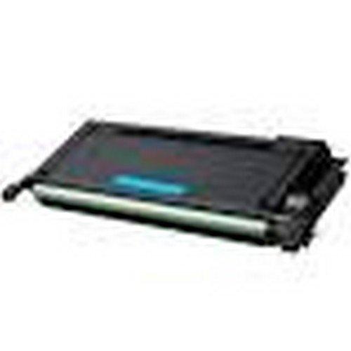 Original Samsung© CLP-C660B Cyan Toner Cartridge - 5,000 Yield by Samsung