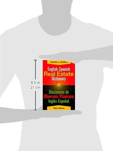 English-Spanish Dictionary of Real Estate by ONCOURSE LEARNING
