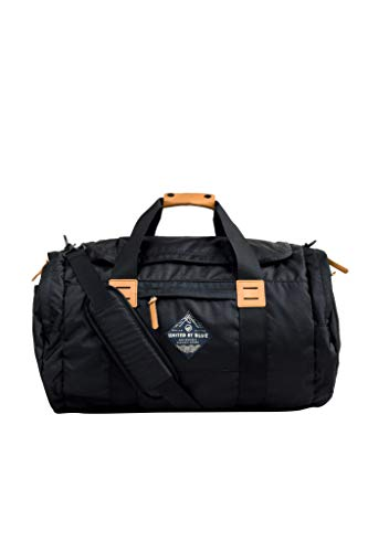 United Blue - 55L Arc Duffle Black