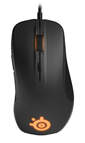 SteelSeries Rival Optical Gaming Mouse (Certified Refurbished)