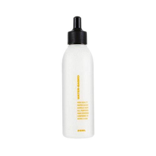 Montana Acrylic Marker Ink Refills, 25ml Bottle, Shock White Pure (045443) ()