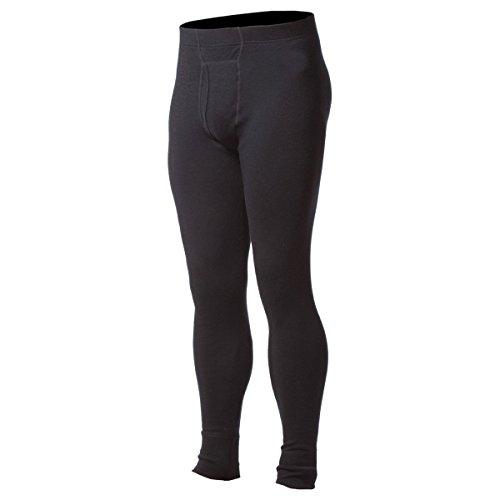 Midweight Base Layer Bottom (Minus33 100% Merino Wool Base Layer 706 MidWeight Bottoms Black)