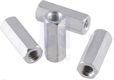 0.375 Length 8-32 Thread Hex Aluminum Standoff