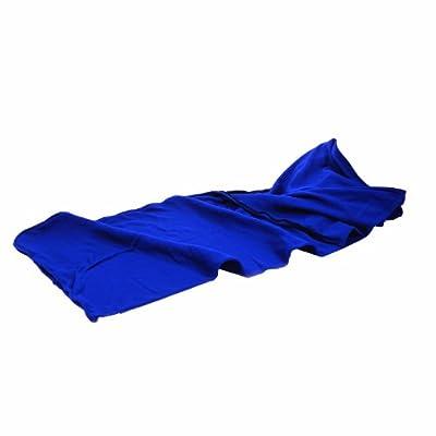 Texsport Fleece Sleeping Bag - Colors may vary
