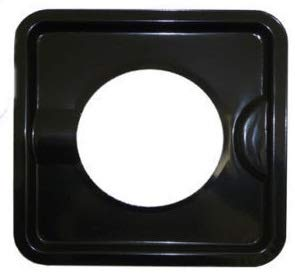 michealvkwam Heavy Duty Reusable Square Steel Gas Burner Stove Cover by michealvkwam