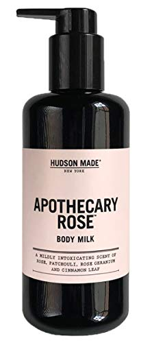 Hudson Made - Natural Apothecary Rose Body Milk (6.76 fl oz | 200ml) ()