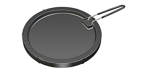 Magma Productos - Aluminio Reversible Plancha / Grill sartén con teflón recubrimiento antiadherente: Amazon.es: Electrónica