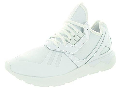 Adidas Women's Tubular Runner W Originals Ftwwht/Ftwwht/Ftwwht Running Shoe 6 Women US